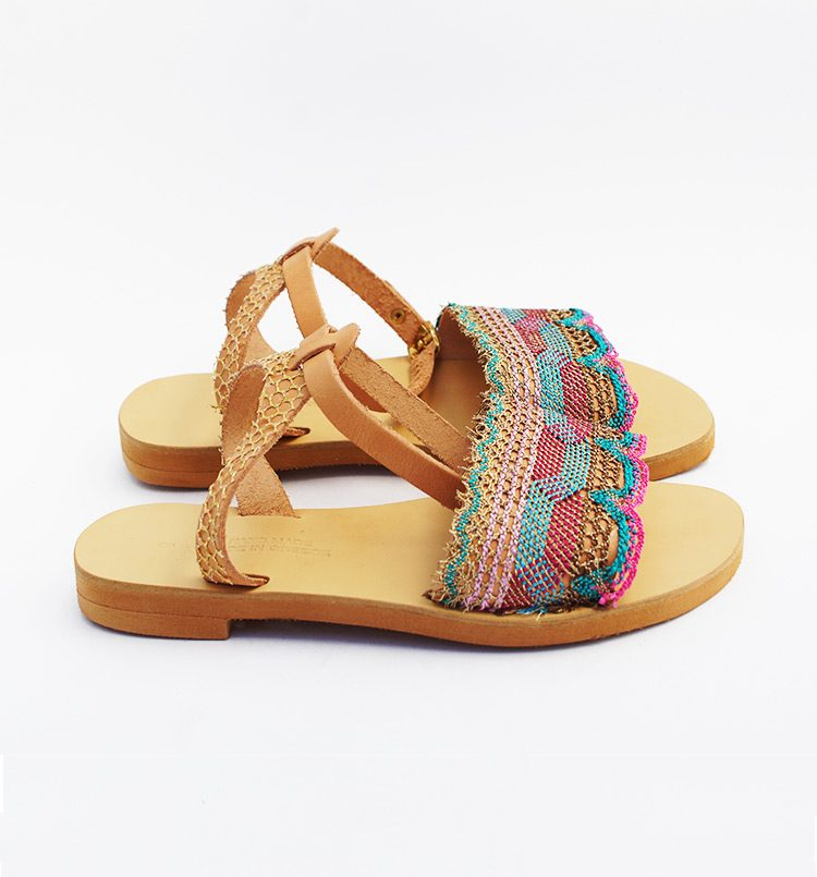 9314d8ca62b401 Ankle wrap sandals