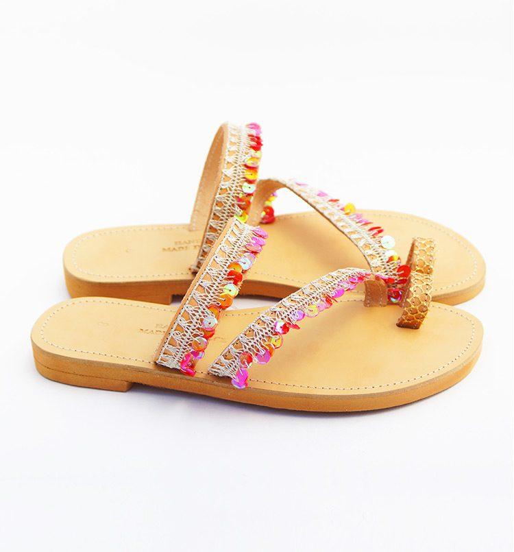 women-leather-sandals-slide-sandals-toe-ring-sandals-slip-on-ancient-greek-elegant-sandals-sequin-sandals-red-beach-greekhandmadebox.jpg